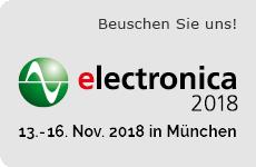 Bieler+Lang auf der electronika 2018 in München