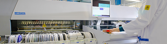 Bieler+Lang Elektronik-Bestückung